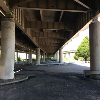Resurfaced site. (Courtesy City Collaborative)
