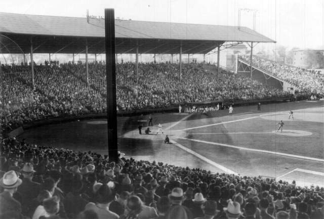 Parkway Field. (Courtesy KY Digital Library)