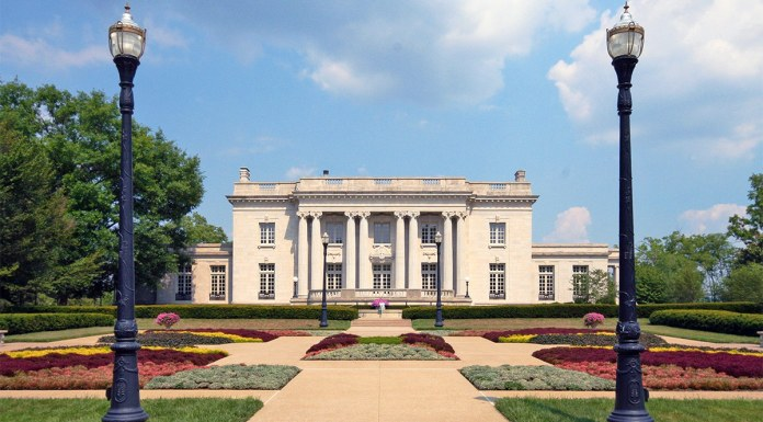 The Kentucky Governor's Mansion in Frankfort. (OZinOH / Flickr)