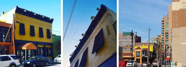 The former Connection site. (Bryan Grumley / Broken Sidewalk)