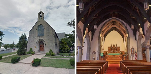 Concordia Lutheran Church. (Courtesy Google; Concordia Lutheran)