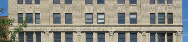 Details on the Breslin / Fincastle Building. (Courtesy Wikimedia Commons)