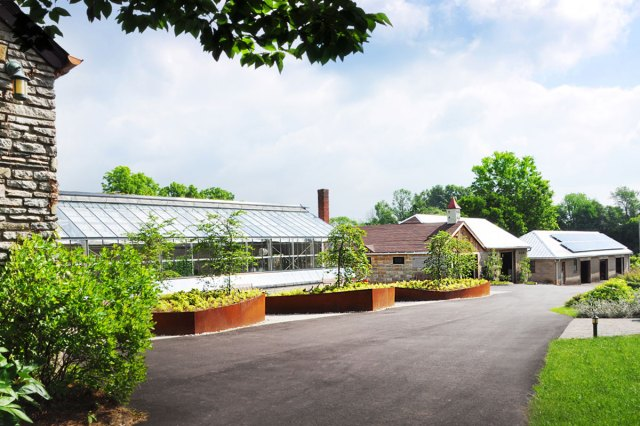 Yew Dell Botanical Gardens Horticulture Center. (Courtesy AIA Kentucky)