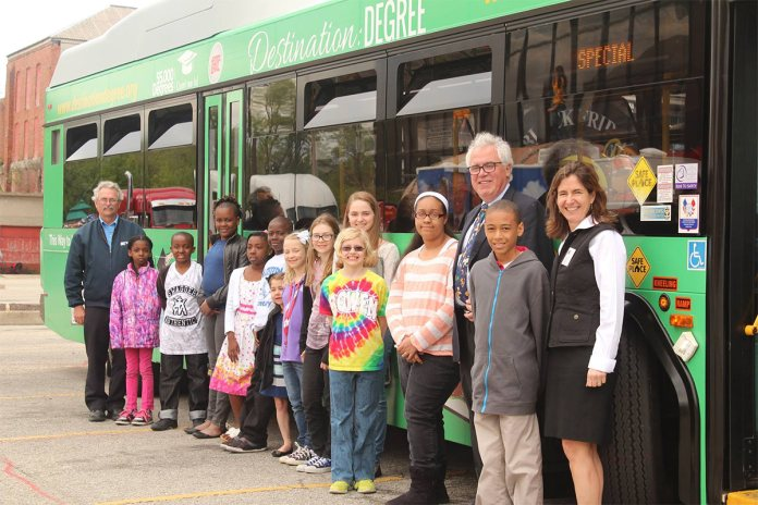 TARC's Youth Summer Pass gives Louisvillians aged 6 to 19 unlimited transit access all summer long. (Courtesy TARC)