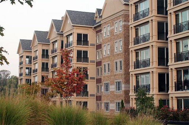 Among the firm's projects is the residential Audubon Woods development. (Courtesy DKN)