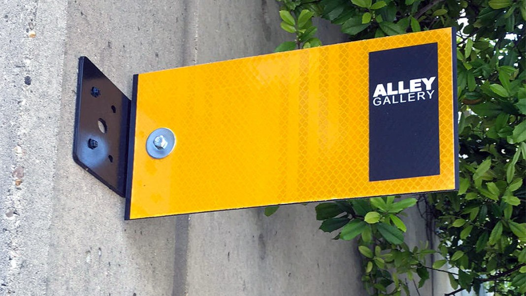 The Alley Gallery. (Courtesy Louisville Downtown Partnership)