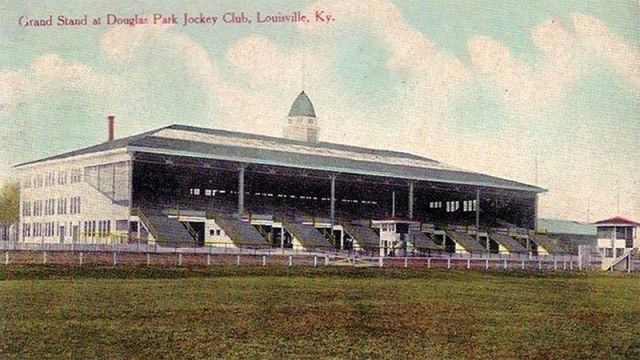 Douglass Park Jockey Club.