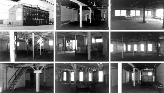Photos of the structure from February 2005 National Register documentation. (Cynthia Johnson)