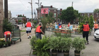 Don't miss Shelby Park Better Block and CycLOUvia Three Points this weekend!
