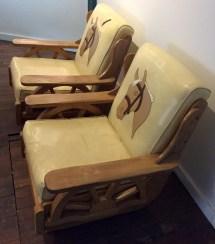 Western Furniture Broken Spoke Fine Art