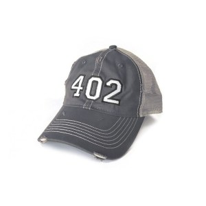 nebraska, 402, hat, trucker