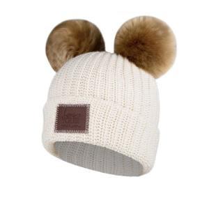 winter wear, double pom beanie, beanie, gloves, love your melon