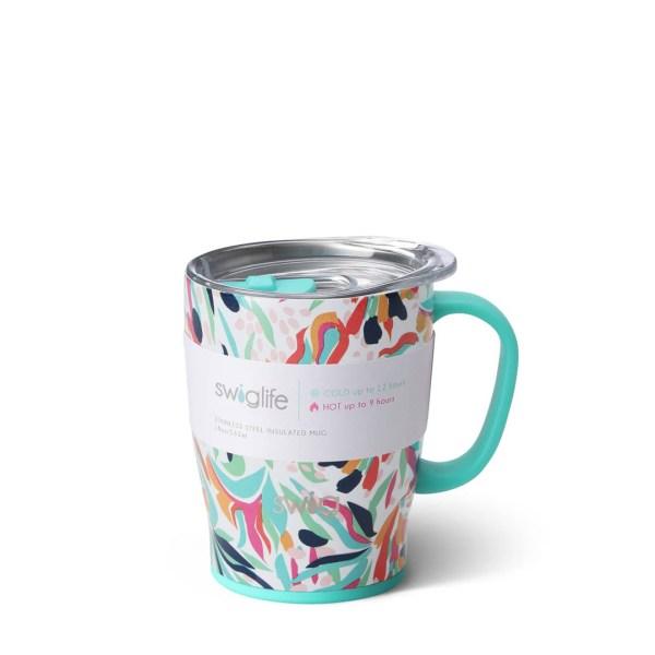coffee, mug, drink, drink ware, coffee, tea, tumbler, stainless steel, copper lined