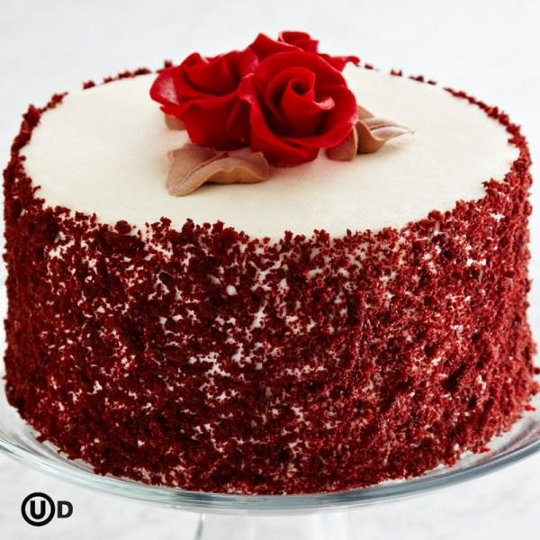 Red Velvet Birthday Cake Designs