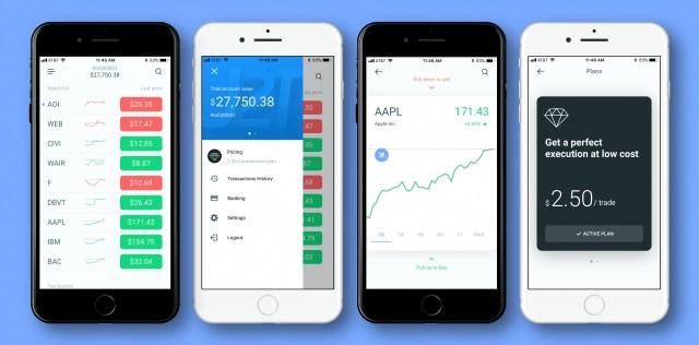 Aplikasi Mobile Trading Forex Terbaik