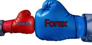 Trading Forex vs Saham