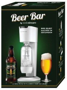 soda stream beer bar