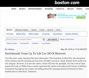 boston.com fake press release