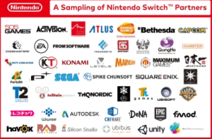 nintendo switch game library