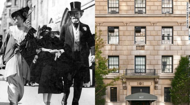 Mysterious Heiress Fifth Ave