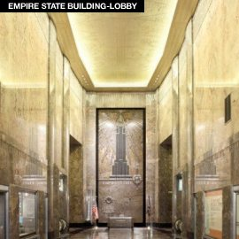 Empire State Building-lobby