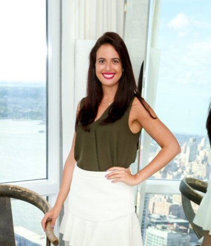 Natasha Vardi SVP of The Moinian Group. Photo Credit: Avenue Magazine and The Moinian Group.