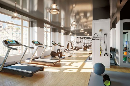 The Amenity Collection at 250 West 81st Street. PhotoCredit: StreetEasy and 250west81st.com.