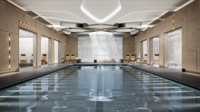 Waterline Square - Pool | Photo Credit: waterlinesquare.com