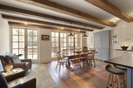 Bradley Cooper bought a Greenwich Village townhouse this past spring for $13.5 million. (Vis StreetEasy)
