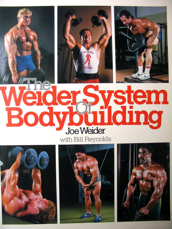 Weider System of Bodybuilding
