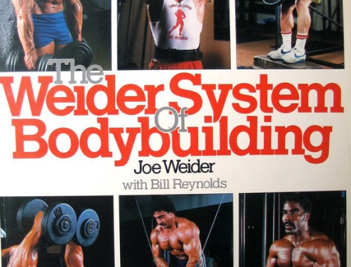 The Weider System of Bodybuilding Book Review