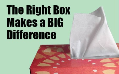 The Wrong Box of Tissues