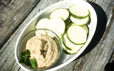 Baba Ganoush–the Healthy Dip (that feels bad for you)