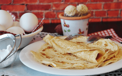 They're Not Flat Pancakes. They're Crepes. And They're Delicious.