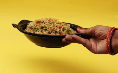Stir Fried Rice for Pennies (without the MSG)