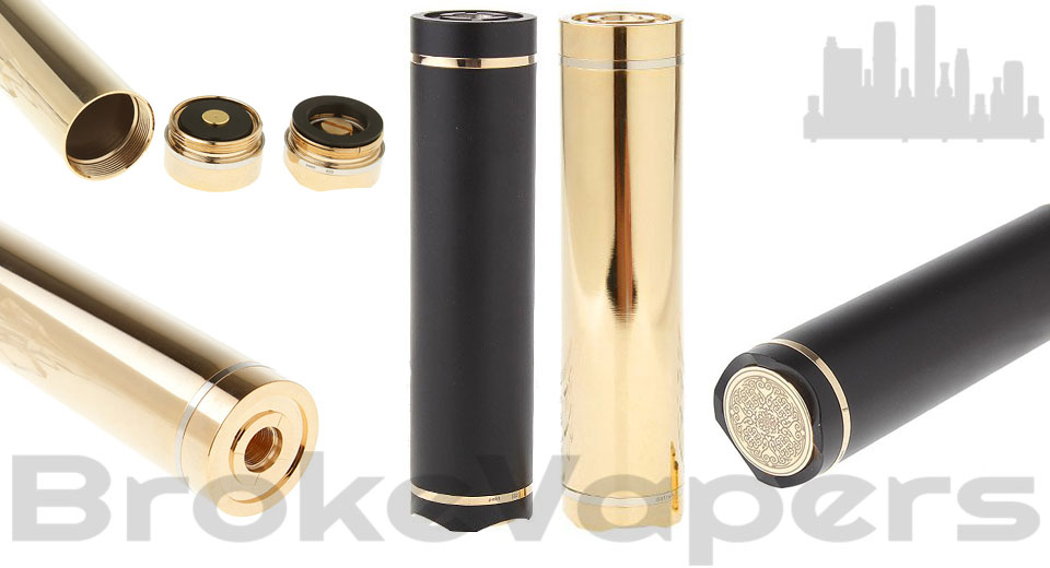 Mechanical Mods Archives | Page 3 of 14 | Broke Vapers