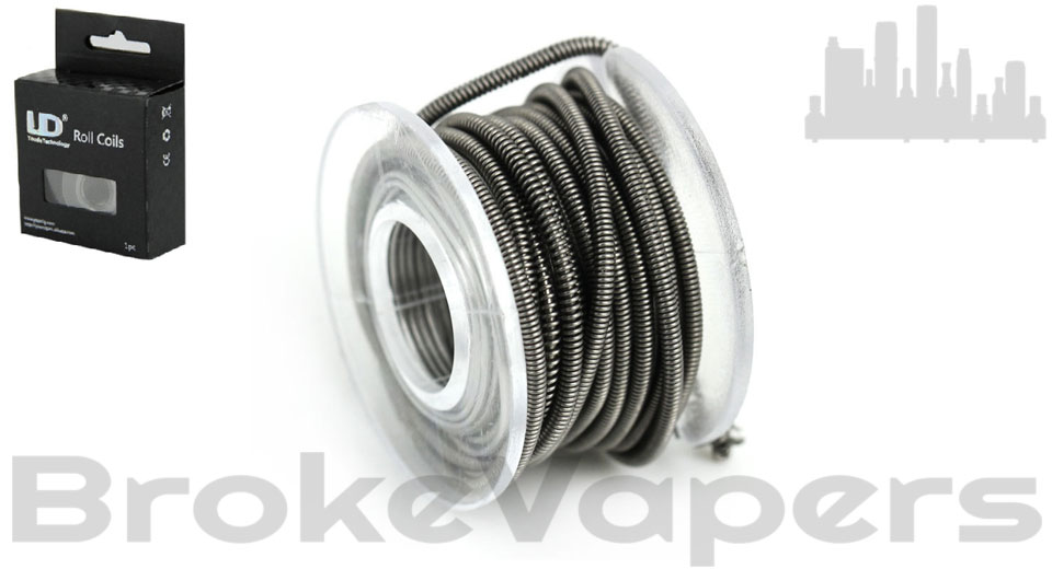 Authentic Youde Clapton Twisted Kanthal Wire
