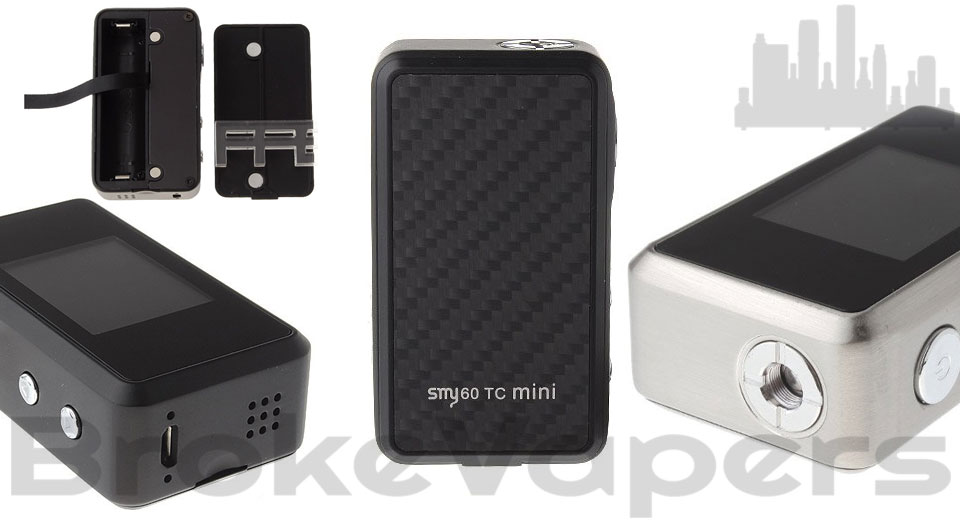 Authentic Simeiyue SMY 60 TC Mini Box Mod