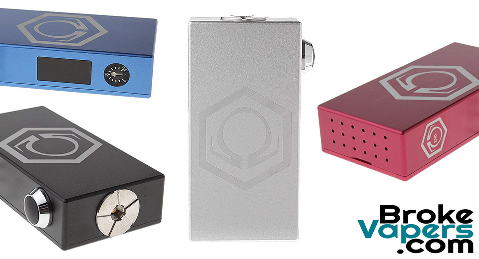 Authentic Storm Box 150W Variable Voltage Box Mod