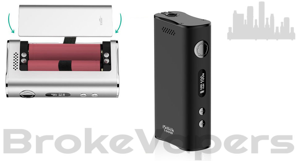 Authentic Eleaf iStick 100W Box Mod