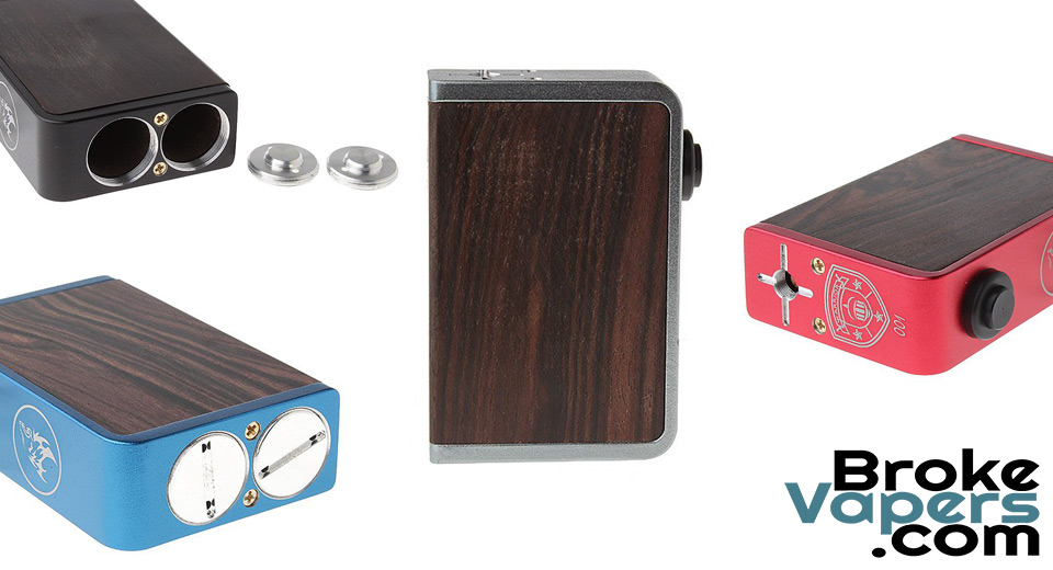 Warrior Mechanical Box Mod Clone