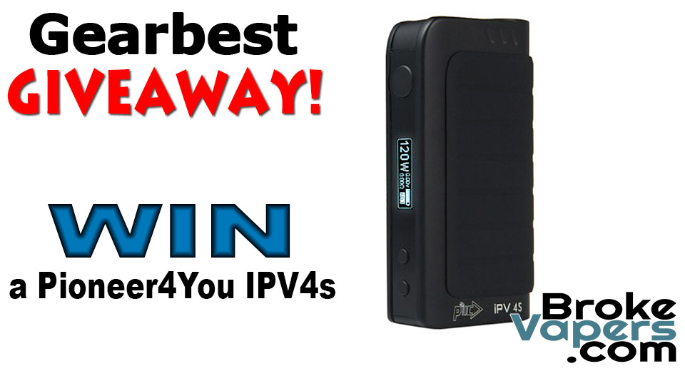 Pioneer4You IPV4s Giveaway
