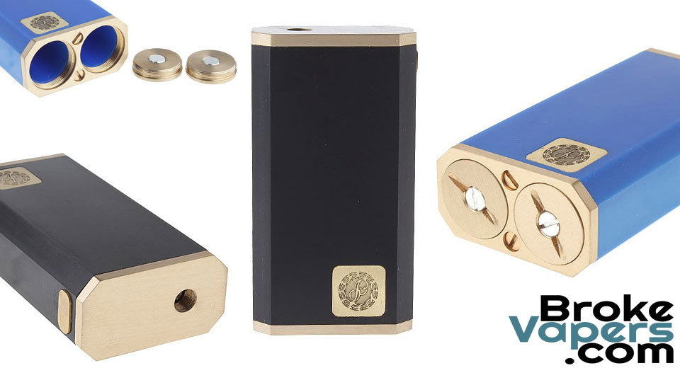 Osmium V2 Mechanical Box Mod Clone