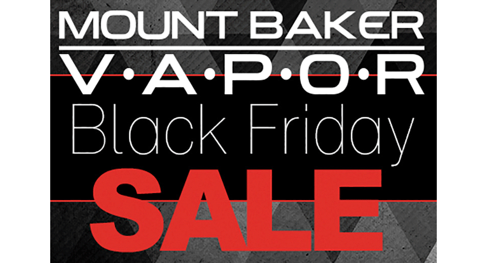20% Off Juice At Mount Baker Vapor