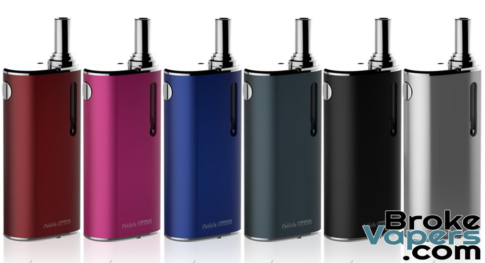 Authentic Eleaf iStick Basic Starter Kit
