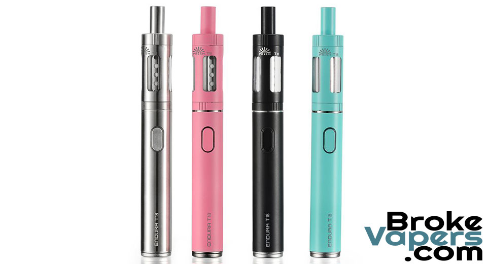 Authentic Innokin Endura T18 Starter Kit