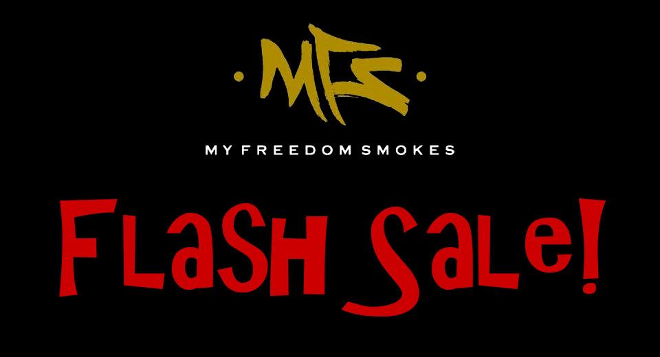 Flash Sale! My Freedom Smokes