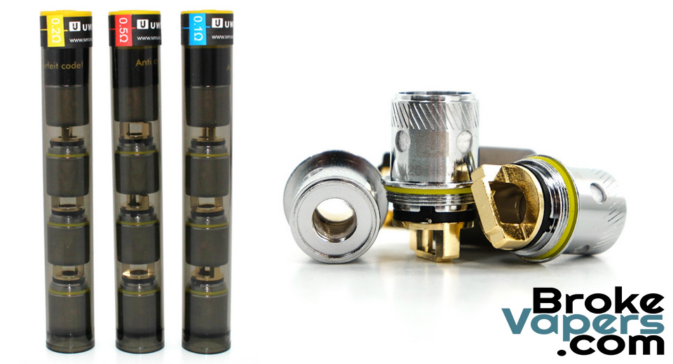 Authentic Uwell Rafale Coils 4-Pack