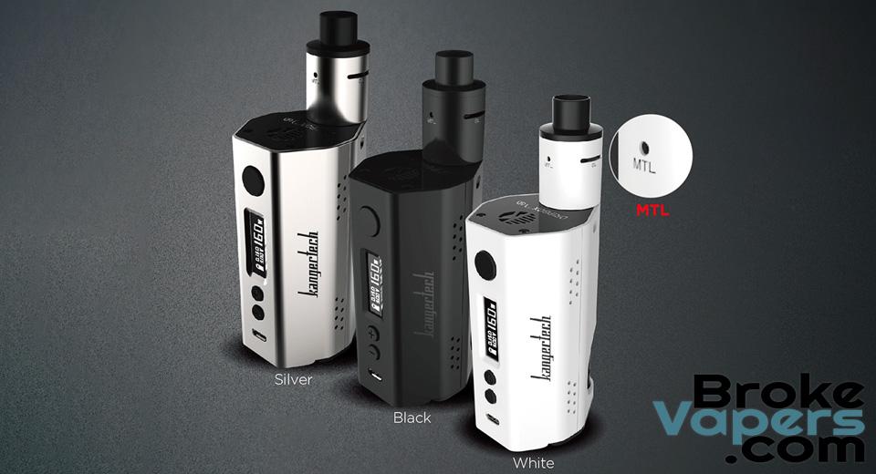 Authentic Kanger Dripbox 160W Kit