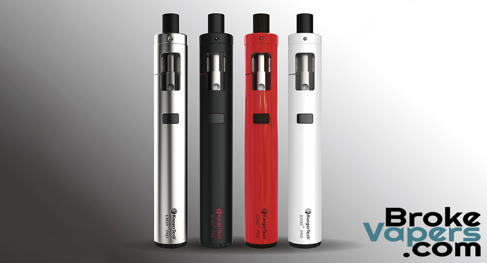 Authentic Kanger Evod Pro All-In-One Kit